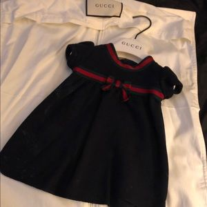 Gucci dress for baby girl